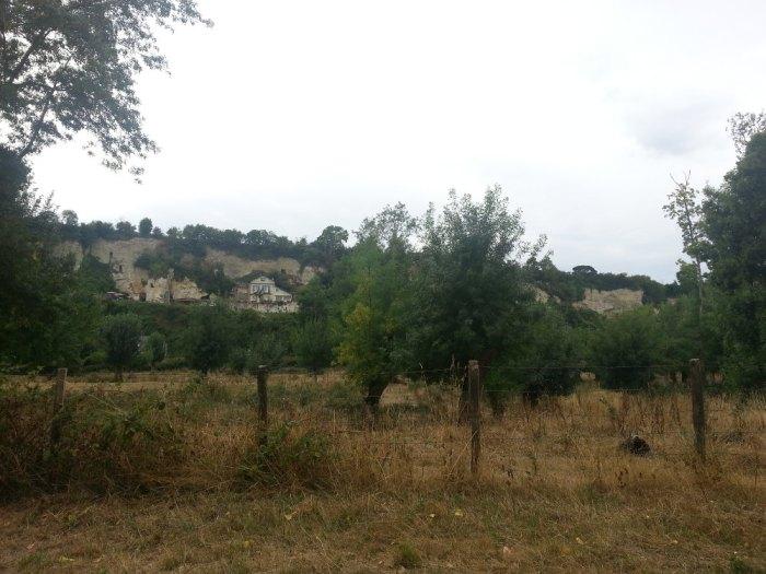 Maisons troglodytiques Montsoreau