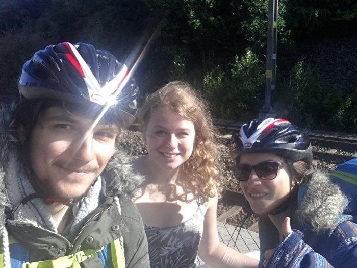 Rencontres voyages à vélo Warm Showers
