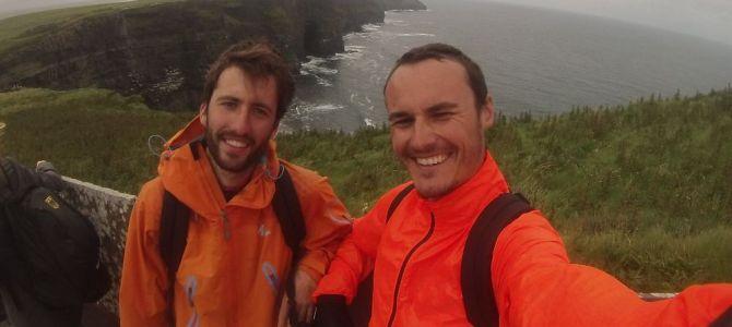 [Vidéo] Filibert et Maxime nous racontent leur voyage sur la côte irlandaise