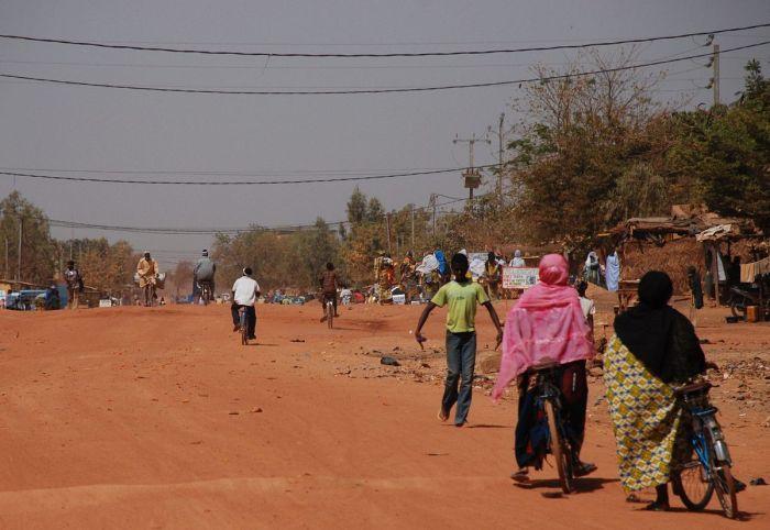 banlieue de ouagadougou
