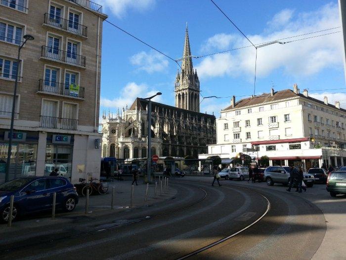 Centre-ville Caen