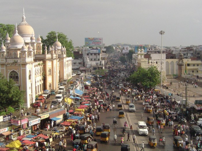 Hyderabad au Pakistan