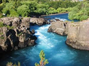 Le fleuve Futaleufu