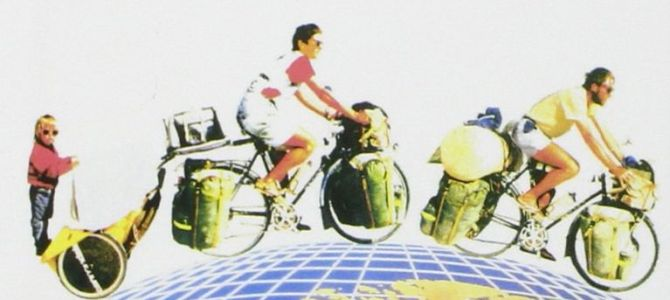 Chronique n°9 : Le tour du monde à vélo, F. et C. Hervé