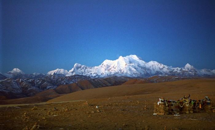 Vue en Himalaya