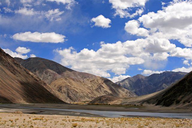 Les montagnes du Ladakh