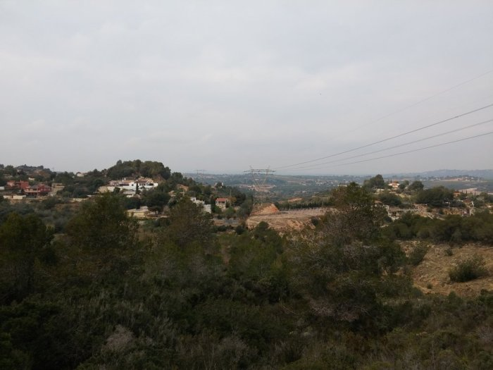 Paysage rural Valencia