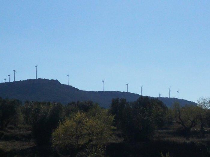 Les moulins de Don Quichotte Castilla la Mancha