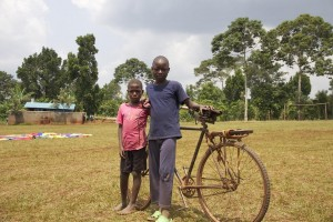 Enfants en Ouganda