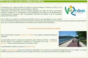 Fiche AF3V ViaRhona