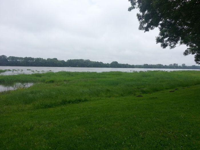 La Loire à La Possonnière