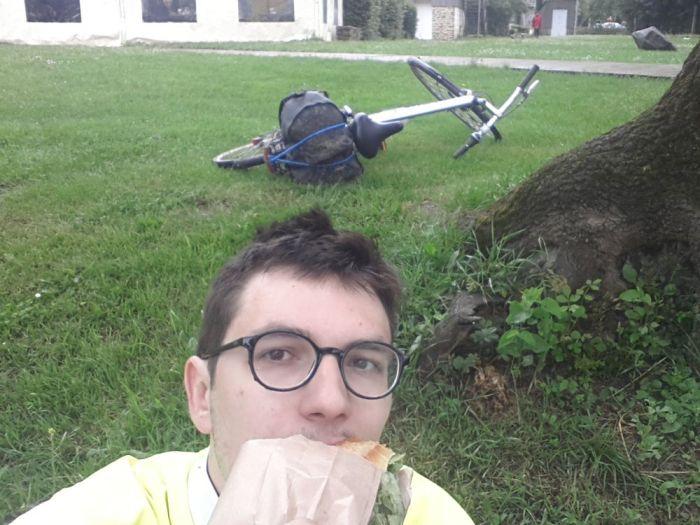 Pause déjeuner à La Possonnière