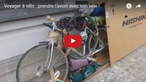 Voyager à vélo prendre l'avion avec son vélo !