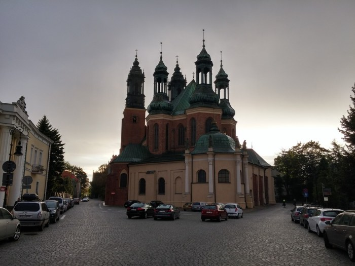 basilique-archicathédrale Saint-Pierre-et-Paul de Poznan