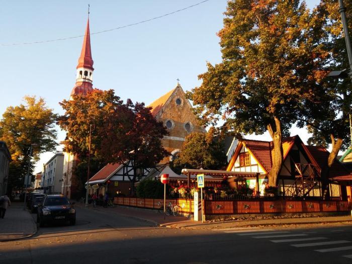 Pärnu en Estonie