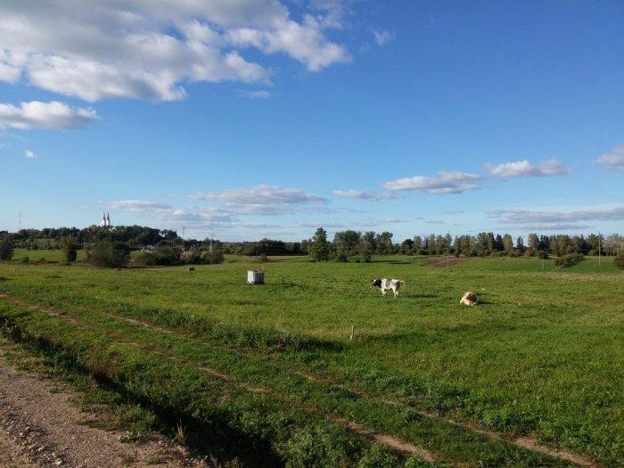 ambiance rurale à alanta