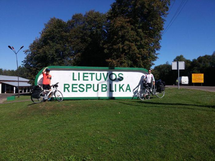 bienvenue en lituanie