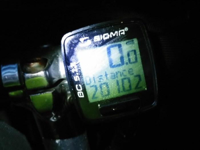 200 km au compteur