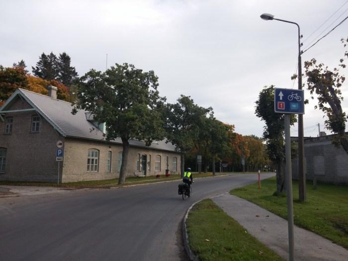 Eurovelo 10 en Estonie