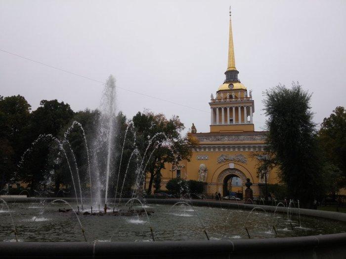 L'Amirauté de Saint-Pétersbourg