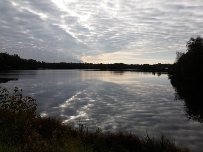 Lac, aux abords de Narva
