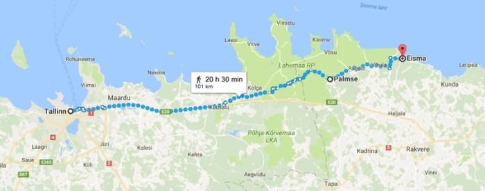 Tallinn-Eisma