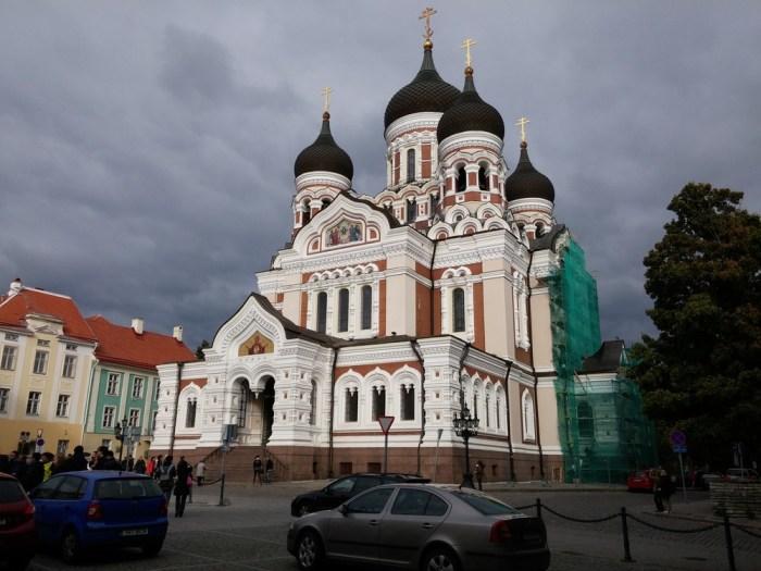 La cathédrale Alexander Nevsky
