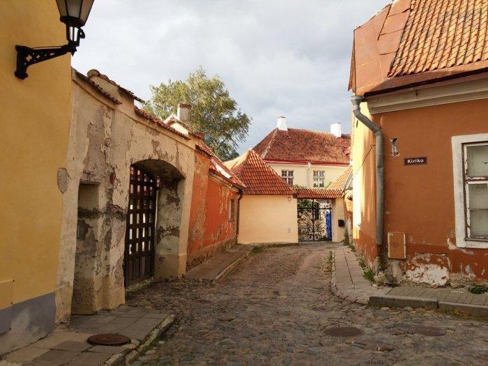 hauteurs de Tallinn