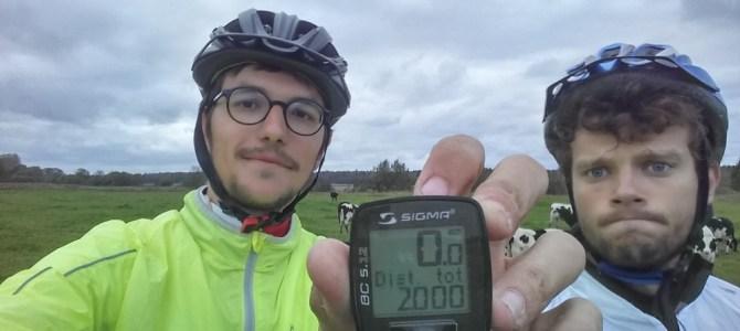 Bilan du voyage « Objectif Russie » : pédaler 100 kilomètres par jour
