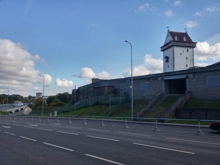 Zone frontalière Estonie- Russie