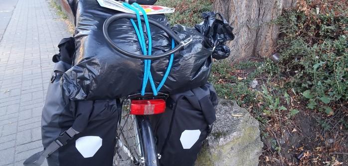 Liste de matériel voyage à vélo en Europe de l'Est