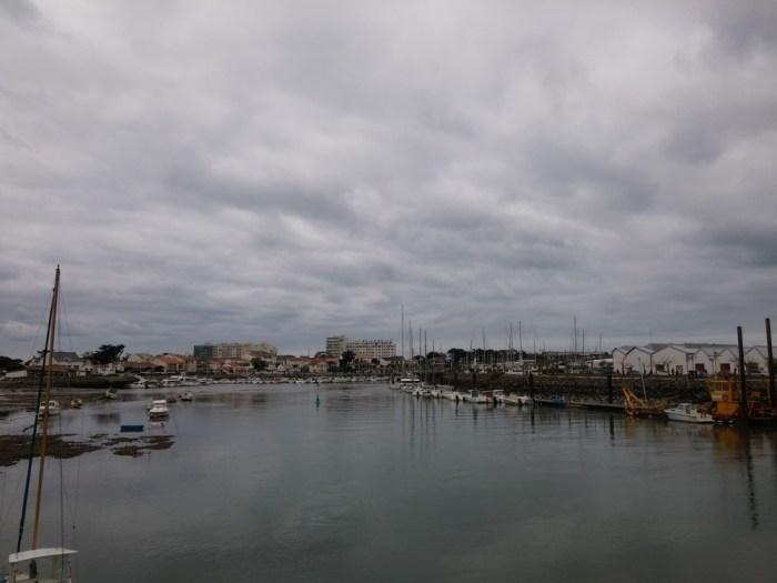 le port de saint gilles croix de vie