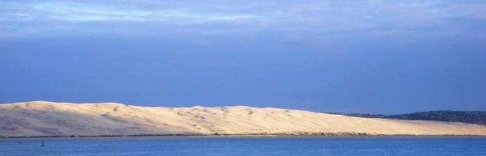 Vélodyssée - Dune du Pilat