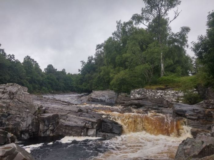 cascade ambree ecosse