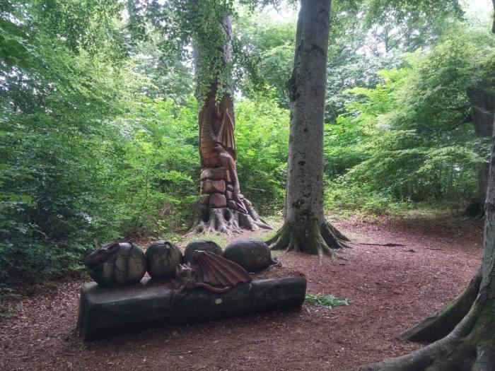 sculptures bois inverness
