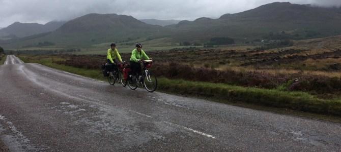 Highlands trip, jours 8 à 10 : d'Inverness à l'île de Skye par le Loch Ness (162 km)
