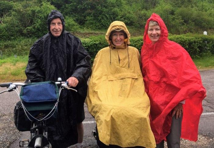 pluie poncho voyage a velo