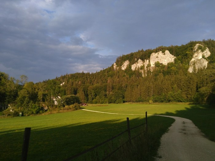 paysages gorges danube