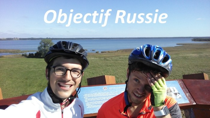 Couverture film Objectif Russie