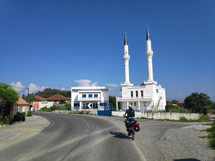 route_proche_shkodër_albanie