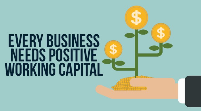 Positive Working Capital Cycle