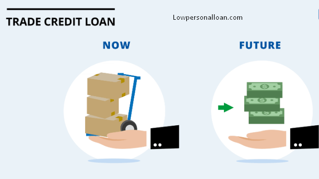 Types of Working Capital Loan - Trade Credit Loan