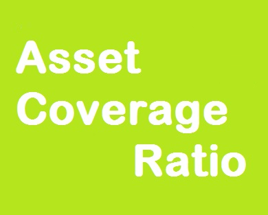 Asset Coverage Ratio