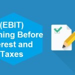 Definition of (EBIT) Earning Before Interest and Taxes