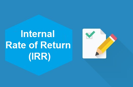 Definition of Internal Rate of Return (IRR)