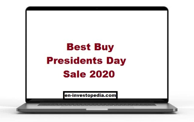 Best Buy Presidents Day Sale 2020