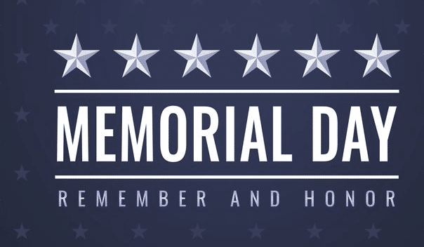 2020 Memorial Day Military Discounts