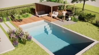 biologisch zwembad