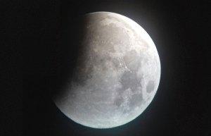 EN VIVO: Sigue el eclipse lunar y la súper luna de sangre