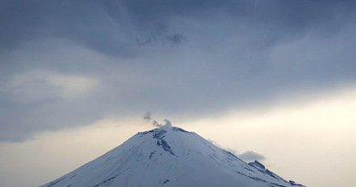 FOTOS: ¡No son los Alpes, son el Popocatépetl y el Iztaccíhuatl!